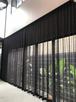 Sheer Indoor Curtains Brisbane