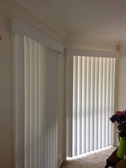 Vertical Window Blinds Brisbane