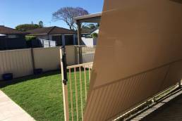 Drop Down Awnings Gold Coast