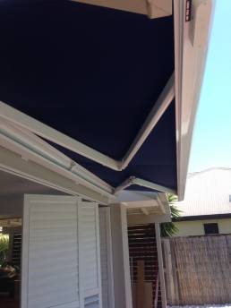 Full Cassette Folding Arm Awnings System