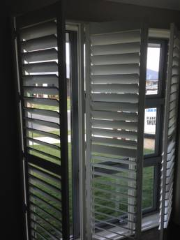 Indoor Aluminium Plantation Shutters